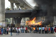 Cauvery Dispute: One Killed, Buses Set Ablaze as Violence Halts Bengaluru