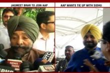 Former Congress Leader Jagmeet Singh Brar Joins Hands With AAP In Punjab