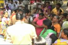 Protests Continue in Andhra Pradesh Over Denial of Special Category Status