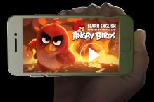Rovio Launches Learn English With Angry Birds Game For Smartphones