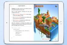 Apple Launches Coding App Swift Playgrounds for iPad
