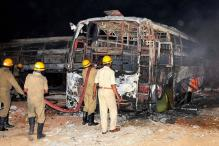 After Monday's Arson and Looting, Uneasy Calm Prevails in Bengaluru