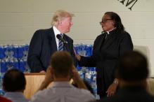 Pastor Interrupts Trump to Halt Attack on Hillary Clinton