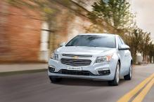 Chevrolet Cruze Recalled Over Faulty Ignition System