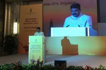 Pradhan Meets Potential Oil Investors in Singapore