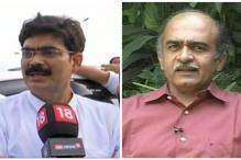 Prashant Bhushan to Challenge Shahabuddin's Bail in SC