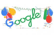 Happy Birthday! Google is Now an Adult
