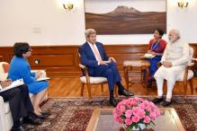 Kerry Had a 'Terrific' Time in India Despite Rain, Traffic: US Official