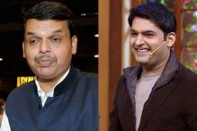 Devendra Fadnavis Replies to Kapil Sharma's Angry Tweet Against BMC