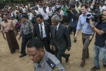 Kofi Annan Visits Camps in Myanmar, Will Bridge Gap Between Buddhists and Muslims