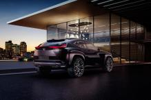 Lexus UX Concept to Make Paris Motor Show Debut