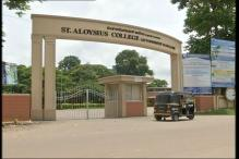 St Aloysius College Bans Cosmetic for Girl Students in Mangaluru