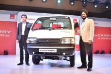 Maruti Suzuki Commences Sale of LCV Super Carry, in West Bengal