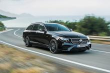 Mercedes-Benz E Class Sedan & Station Wagon Get the 'AMG' treatment