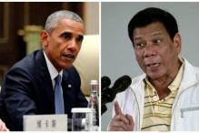 Philippine Leader Takes Thinly Veiled Dig at US