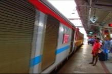 Watch: Terrible State of Premium Trains in India