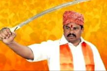 BJP MLA Raja Singh Issues Threat Video On the Eve Of Bakr-Eid