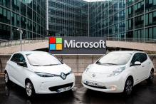 Renault-Nissan and Microsoft Partner to Work on Connected Driving Technology