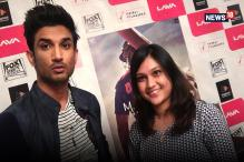 Sushant Singh Rajput Talks about Dhoni, Bollywood In His First Selfie Interview