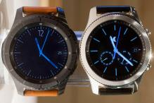 Samsung Unveils New Gear S3 Smartwatch With GPS, SOS Calling at IFA 2016