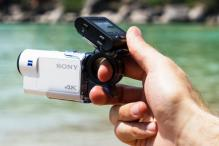 Sony Unveils New Action Camera With Full 4K Recording