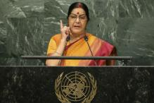 Take Down Items Insulting Tricolour or we'll Revoke Visas: Sushma to Amazon