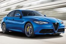 Alfa Romeo Puts a Premium on Paris With Giulia Veloce