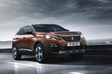 Peugeot's Two New SUVs Head to Paris Motor Show 2016