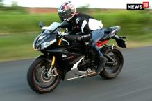 In Photos: Triumph Daytona 675R Priced at Rs 12.14 Lakh (ex-showroom Delhi)