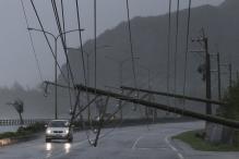 Typhoon Meranti Hits Chinese Coast, Wreaks Havoc