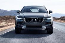 Volvo V90 Cross Country Unveiled, Shows Its Rugged Side