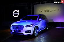 Volvo XC90 T8 Excellence Hybrid launched at Rs 1.25 Crore (ex-showroom Delhi)