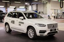Volvo Readies First Self-Driving Cars For the Public