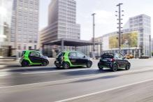 Smart Looks to Generate Excitement With its All-Electric Models