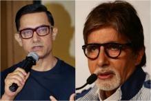 Aamir Khan Thrilled To Work With Amitabh Bachchan For Thugs Of Hindostan
