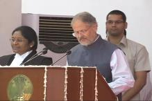 Watch: Najeeb Jung Summons Sisodia, AAP Ministers visit Him