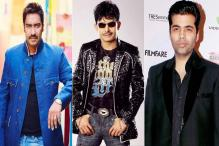 Has Ajay Devgn Misconstrued an Old Spat Between KRK, Karan Johar?