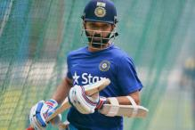 Ajinkya Rahane Looks Upto Childhood Coach Praveen Amre for Guidance
