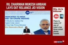 Want to dedicate Jio to Digital India Vision of PM Modi: Mukesh Ambani