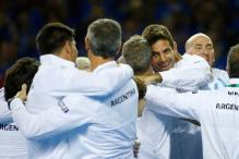 Argentina, Croatia Set-Up Davis Cup Final