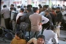 Watch: Mumbai Police Seize Railway Tickets From Touts