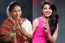 Priyanka Chopra Will be a Perfect Choice for My Biopic, Says Asha Bhosle