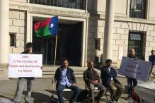 Baloch Activists Launch Protest Outside Chinese Embassy in London