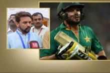 No Cricket With Pakistan: BCCI
