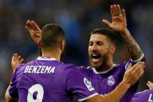 La Liga: Ronaldo-Less Real Madrid Net Record 16th Straight Win