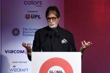I Try to Hold My Own Among Young Stars: Amitabh Bachchan