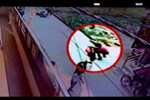 Watch: Brazen Attack On A Woman In Delhi Caught On Camera