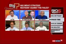 Watch: Has India's Strategic Restraint Against Pakistan Failed ?