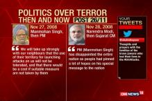 Watch: Politics Over Terror 'Then And Now'