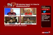 PM Interview Impact: Is It Time For #OneNationOnePoll?